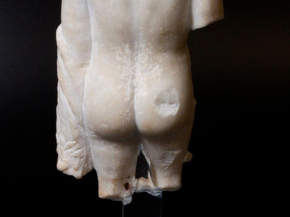 Roman statuette