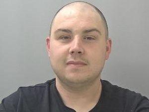 Daniel Tandy. Photo: West Mercia Police