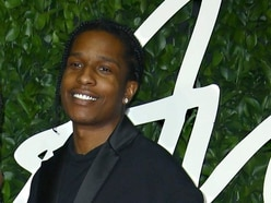 ASAP Rocky delights fans in Sweden with prison-themed performance