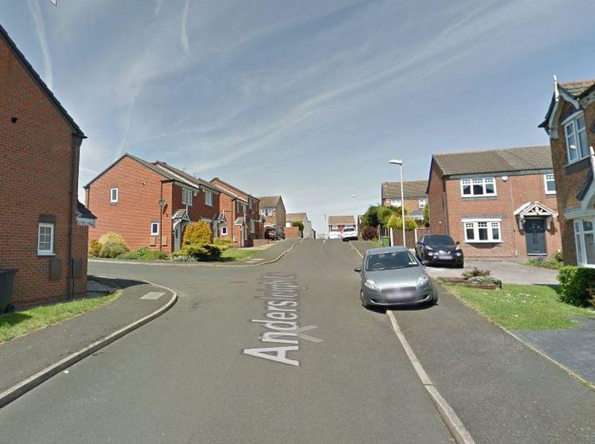 Andersleigh Drive, Coseley. Photo: Google.