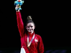 Alice Kinsella 'over the moon' with Commonwealth Games gold