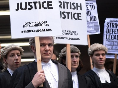 Plans for legal aid fees for criminal lawyers 'woefully inadequate'