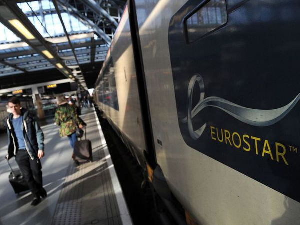 The new route between England and Northern Ireland would be based on the Eurostar