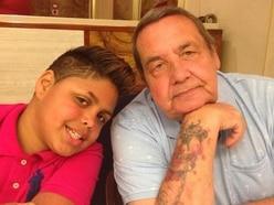 Tributes as Keelan Wilson's grandfather dies aged 75