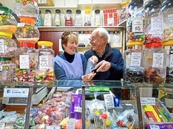 Retirement set to be sweet as owners of Walsall's Chocolate Box shut up shop