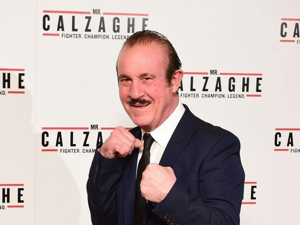 Trainer Enzo Calzaghe dies aged 69