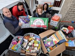 Feed a Family: 16,000 donations handed out for this year's Express & Star Christmas appeal