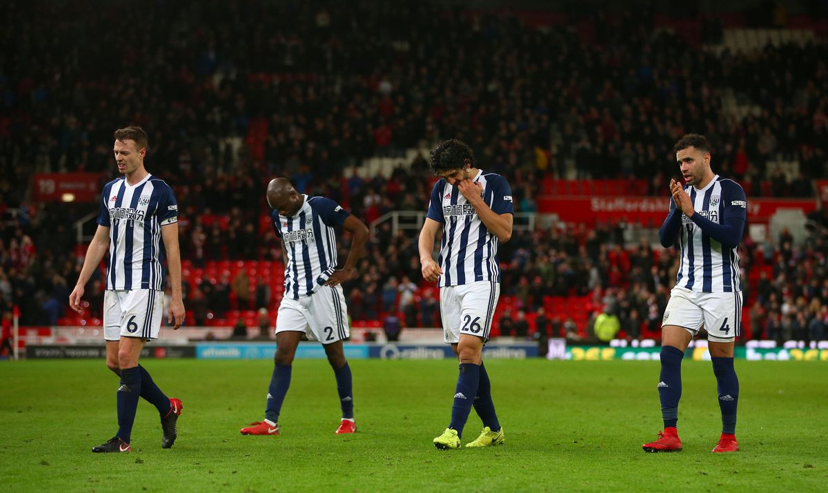 Albion have been trudging off the pitch far too often at full-time. (AMA)