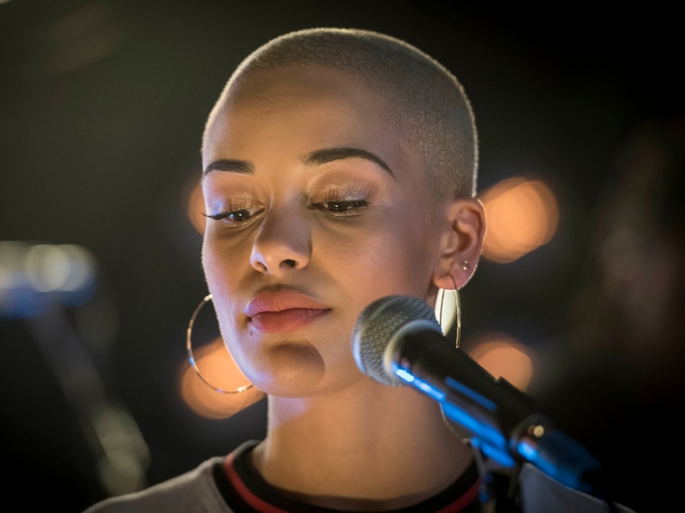 Jorja Smith's new song starring Stormzy trending as number one on YouTube - as NME names the Walsall singer in their Top 100 rising stars