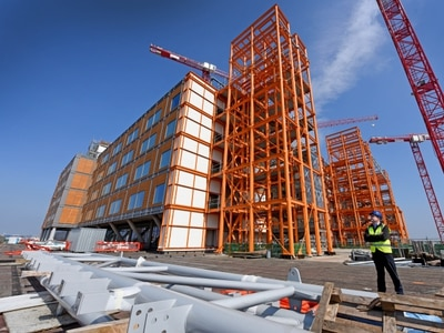 Work to finish building Midland Met to begin as early as June - with opening in 2020