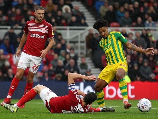 Middlesbrough 0 West Brom 1 - Match highlights