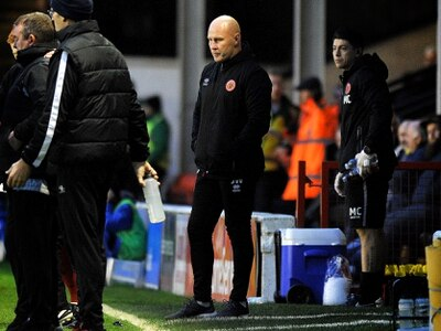 Jon Whitney pleased with Walsall performance despite result