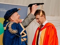 WATCH: Joe Root nets in Walsall and receives honorary degree