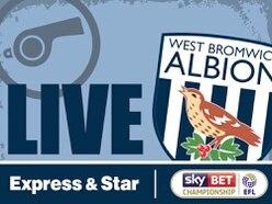 QPR v West Brom - LIVE