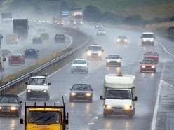 Travel disruption on West Midlands roads and trains as storms set to return