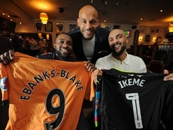'Big brother' Carl Ikeme loving the Wolves ride