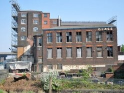 Smethwick's Chance Glassworks one of the most endangered buildings in UK