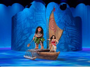 Moana will feature in Disney On Ice
