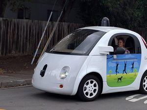 Driverless car – the future of motoring?