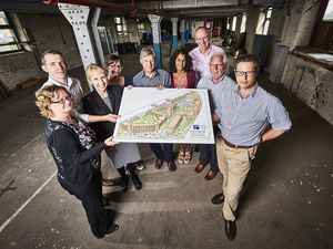 Members of the trust have kick-started plans