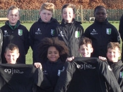 Kingswinford business supports junior footballers