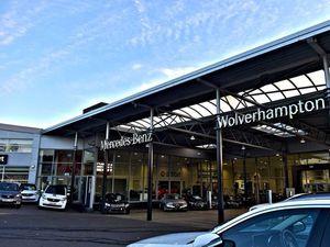 The Lookers Mercedes-Benz dealership in Wolverhampton