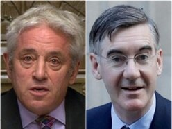 Brexit legislation 'in limbo' as Rees-Mogg concedes Halloween deadline at risk