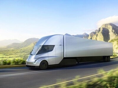 Tesla Semi prices to begin from around £112,000 in the United States