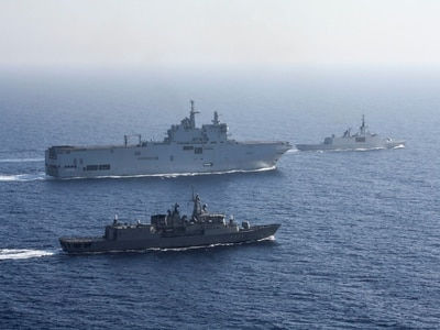Greece welcomes French intervention in eastern Mediterranean