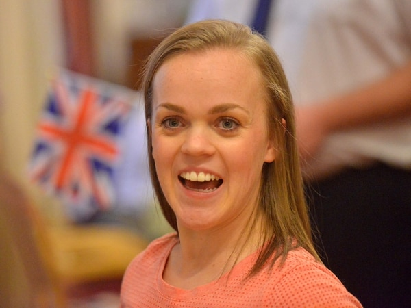 Ellie Simmonds gets plum Commonwealth Games role