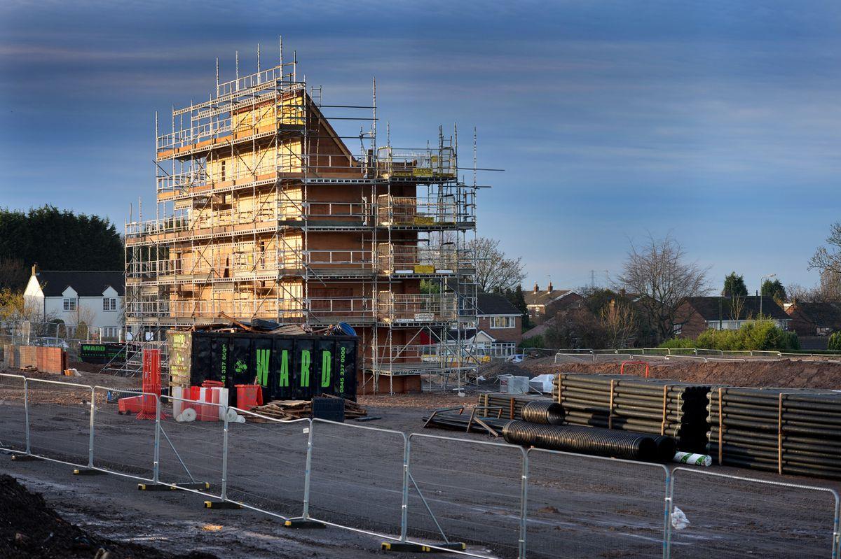 Work on the McArthurGlen development progressing