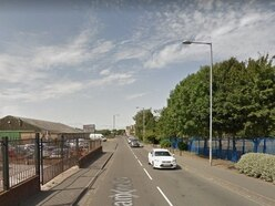 Teenager dragged along road by van driver in Walsall robbery