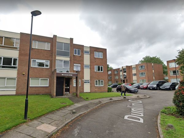 Dunlin Close, Erdington. Photo: Google