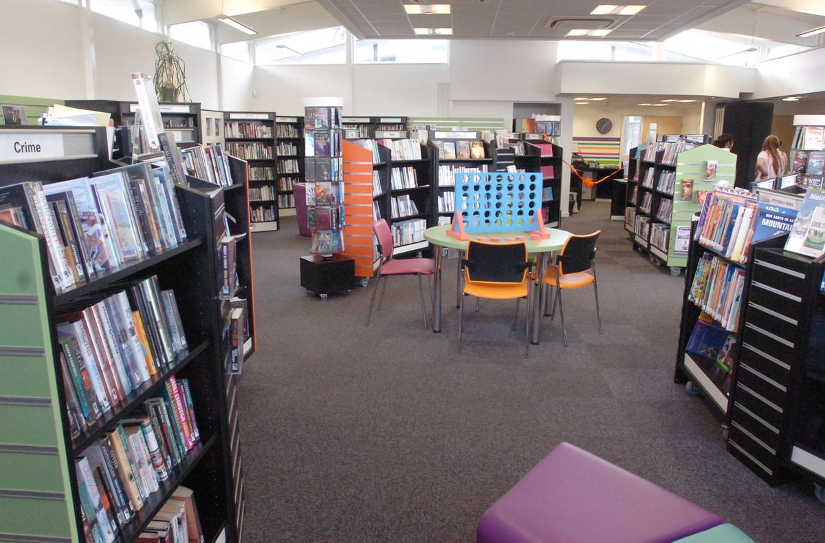 Customers will be able to book spaces to come in and use computers at libraries across Sandwell