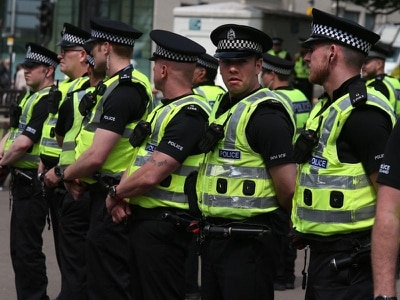 Police officers 'run ragged' and unable to take breaks – union chief