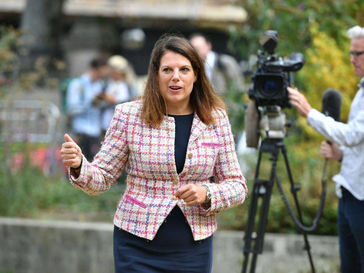 Former immigration minister Caroline Nokes
