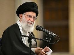 Iran's supreme leader brands Donald Trump a clown with 'poisonous dagger'