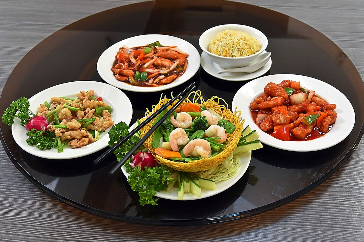 China Lodge offers dishes to suit all tastes