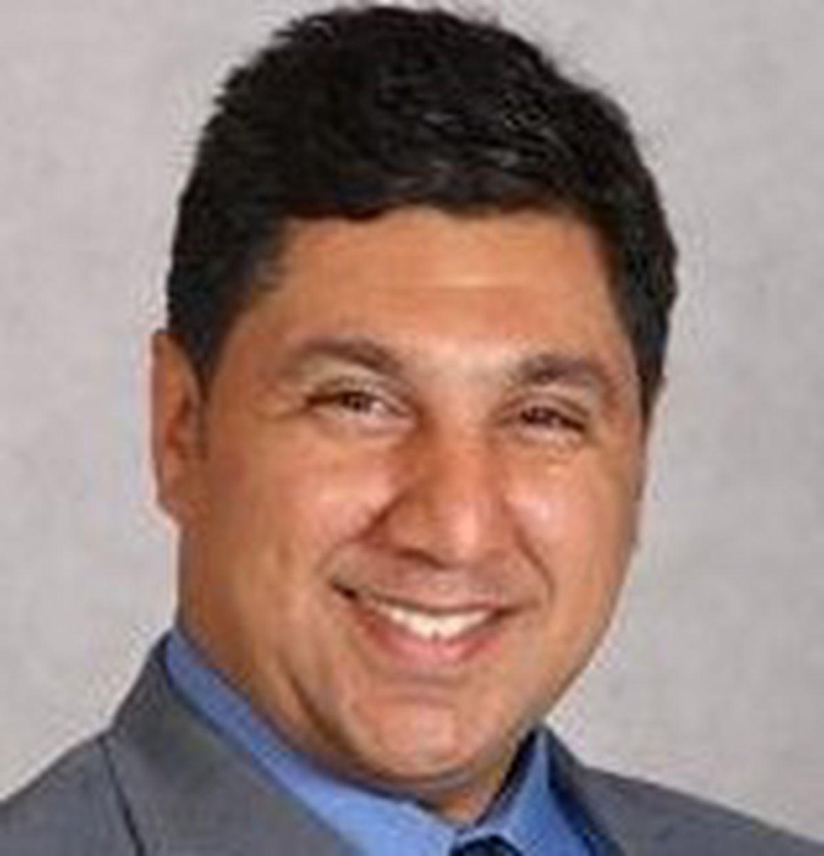 Councillor Mak Singh who has been nominated for a BBC Radio WM award. Photo: Wolverhampton Council.