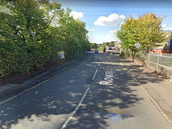 Roway Lane in Oldbury. Photo: Google