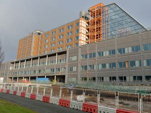 Midland Metropolitan Hospital has been hit by fresh delays