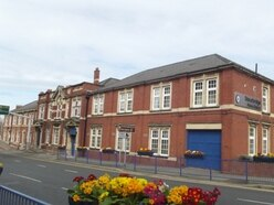 Apartments plan backed for former Stourbridge Police Station