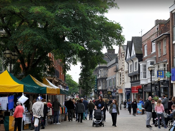 LETTER: What can be done to save Stafford town centre?