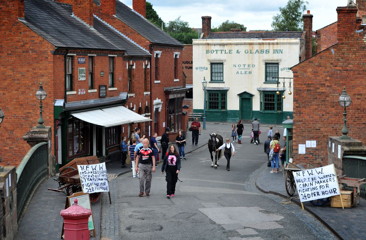 Black Country Living Museum reopened to the public in August