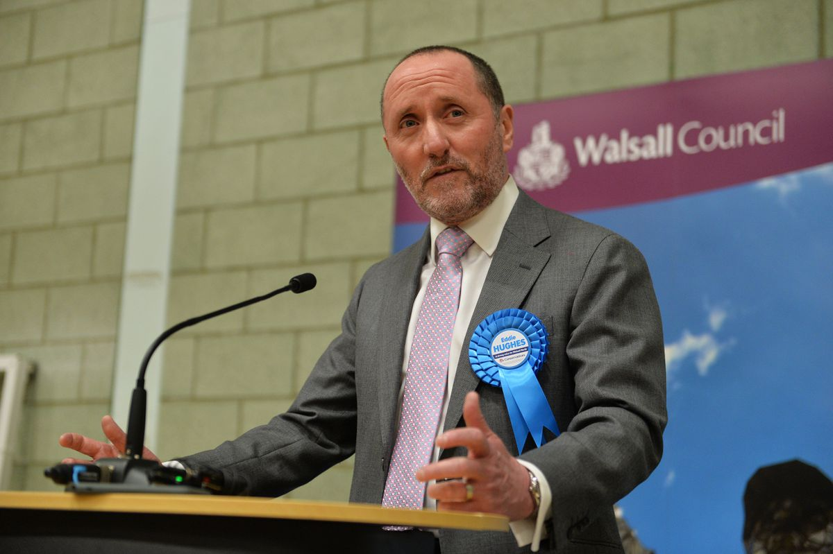 Walsall North MP Eddie Hughes has been promoted