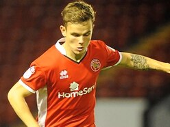 Liam Kinsella to be man in the middle again at Walsall