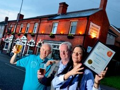 Hat-trick for Waggon and Horses