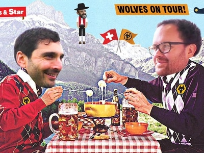 Wolves in Switzerland: Nathan Judah and Tim Spiers' Day seven diary