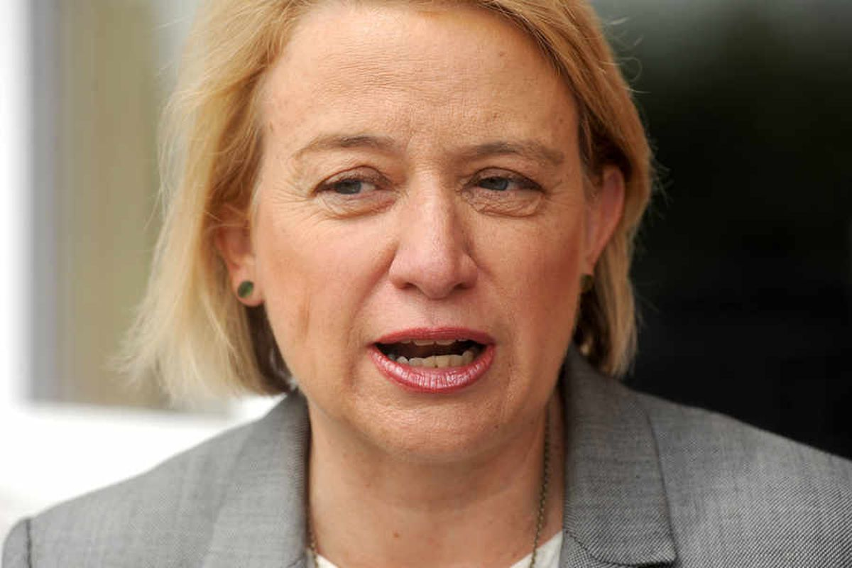 HS2 the 'wrong answer' for the West Midlands, says Green leader Natalie Bennett