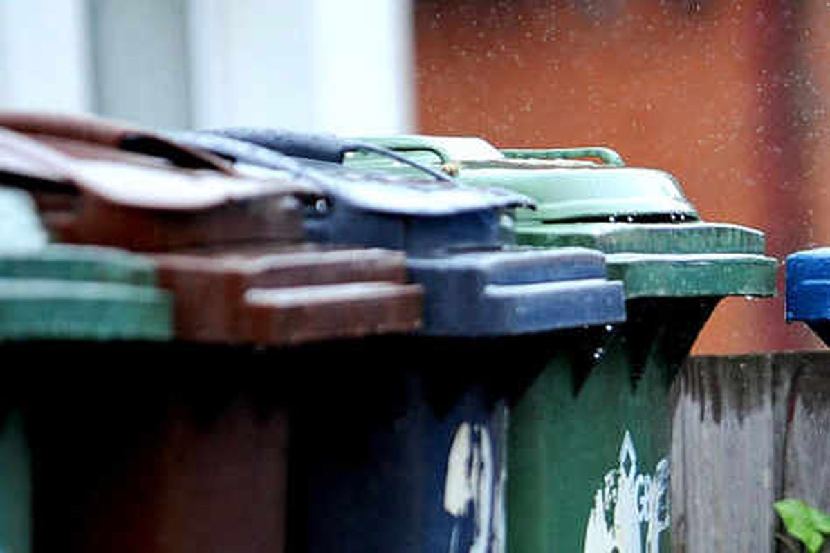 Shake-up of Walsall bin rounds